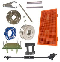 SHAFT MOUNT ACCESSORIES-PARTS