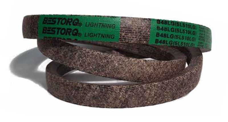 new LIGHtnInG v-belts