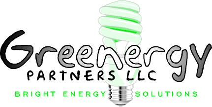 LED Green Logo