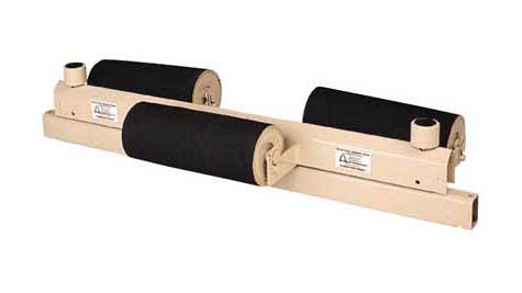 Various pulleys lagging idlers belt scales conveyor accessories